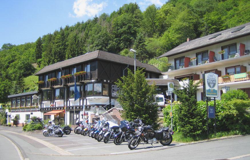 Hotel Herrmannsmühle im Tal der Loreley,  Sankt Goarshausen